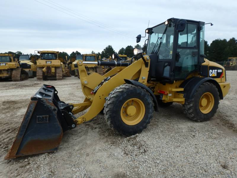 CATERPILLAR WHEEL LOADERS/INTEGRATED TOOLCARRIERS 908H2 equipment  photo 5