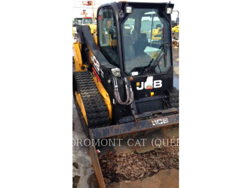 JCB SKID STEER LOADERS 205T equipment  photo 8