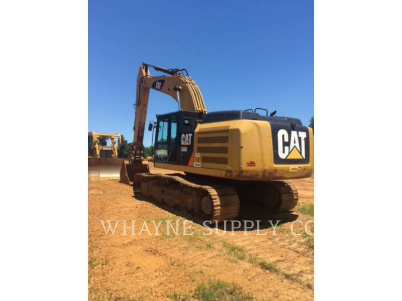 CATERPILLAR RUPSGRAAFMACHINES 336EL equipment  photo 1