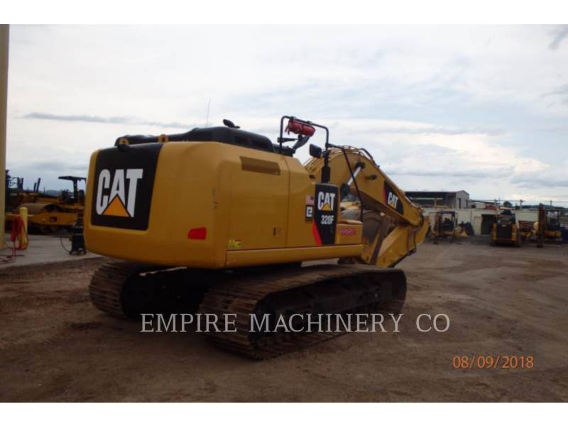 CATERPILLAR ESCAVADEIRAS 320FL equipment  photo 2
