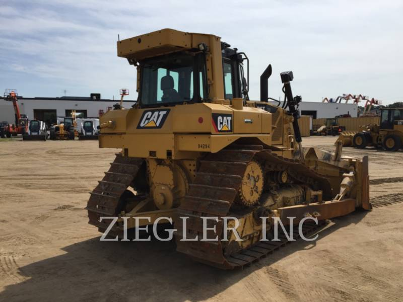 CATERPILLAR TRACTORES DE CADENAS D6TXW equipment  photo 4