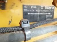 CATERPILLAR CARGADORES DE CADENAS 259D CB equipment  photo 6