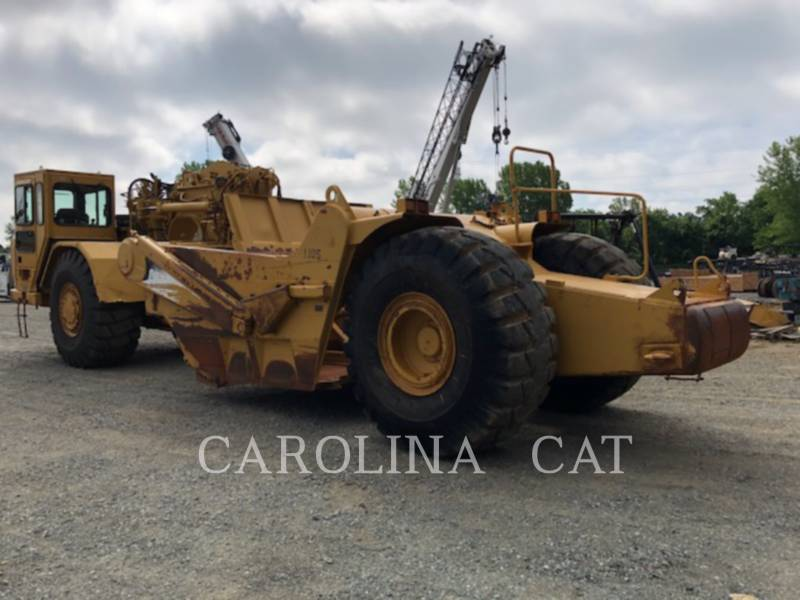 CATERPILLAR WHEEL TRACTOR SCRAPERS 621G equipment  photo 6