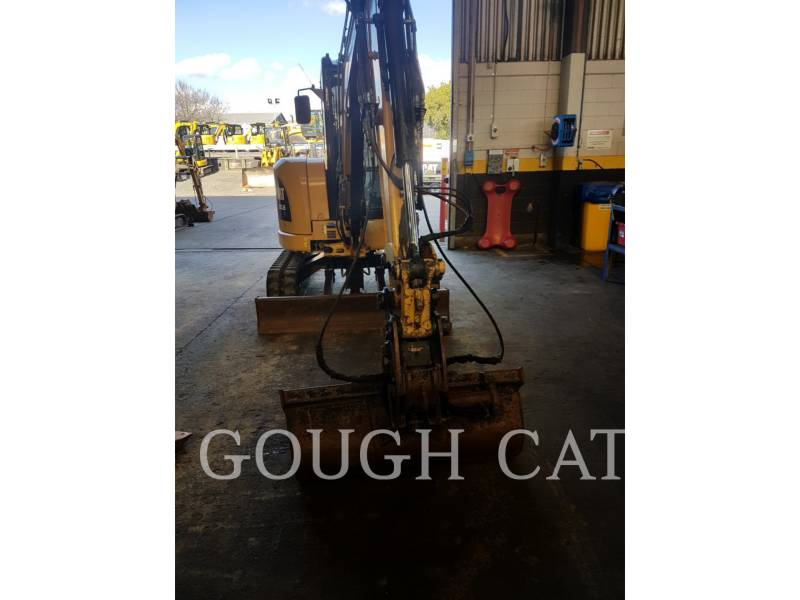 CATERPILLAR TRACK EXCAVATORS 303.5ECR equipment  photo 5