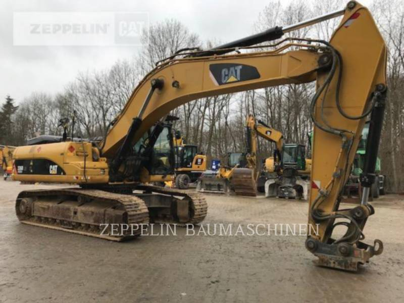 CATERPILLAR KETTEN-HYDRAULIKBAGGER 336DLN equipment  photo 6
