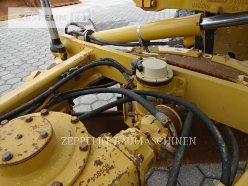 CATERPILLAR MOTORGRADER 140M equipment  photo 13