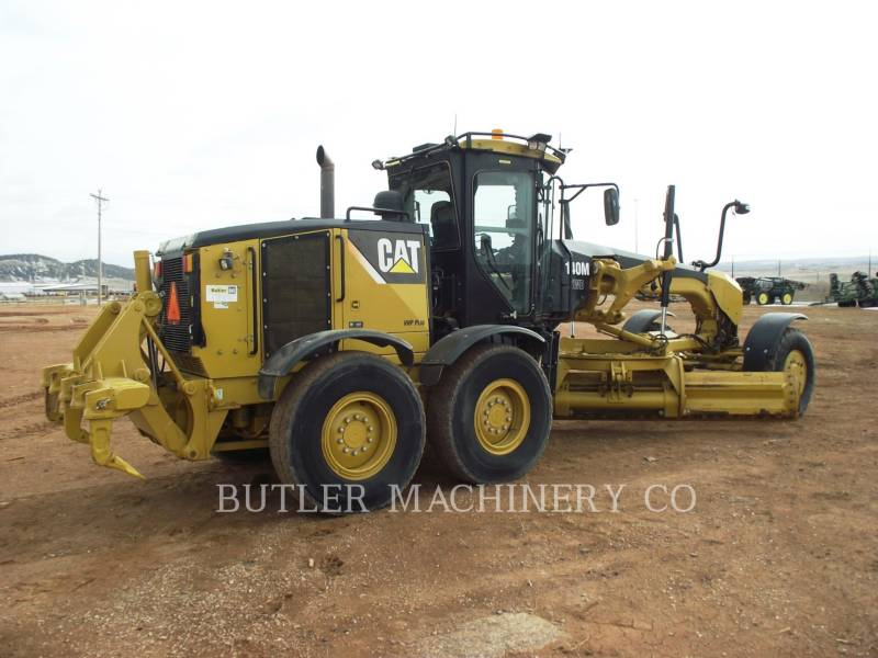 CATERPILLAR MOTOR GRADERS 140MAWD equipment  photo 4