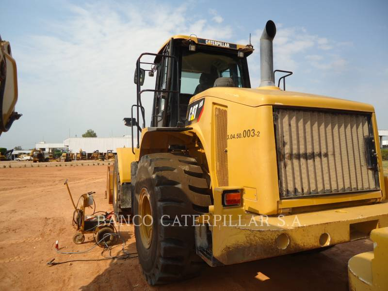 CATERPILLAR WHEEL LOADERS/INTEGRATED TOOLCARRIERS 950H equipment  photo 4