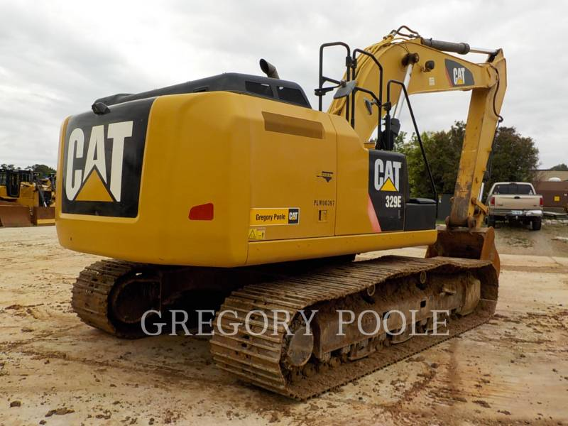 CATERPILLAR ESCAVADEIRAS 329E L equipment  photo 10