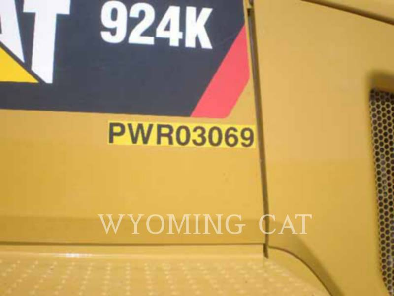 CATERPILLAR PALE GOMMATE/PALE GOMMATE MULTIUSO 924K equipment  photo 7