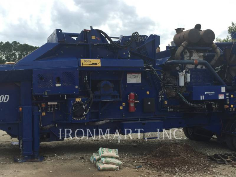 PETERSON CHIPPER, HORIZONTAL 6700D equipment  photo 7