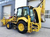 Equipment photo CATERPILLAR 428F2 GRAAF-LAADCOMBINATIES 1