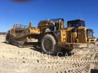 CATERPILLAR SCRAPER PER TRATTORI GOMMATI 631G equipment  photo 1