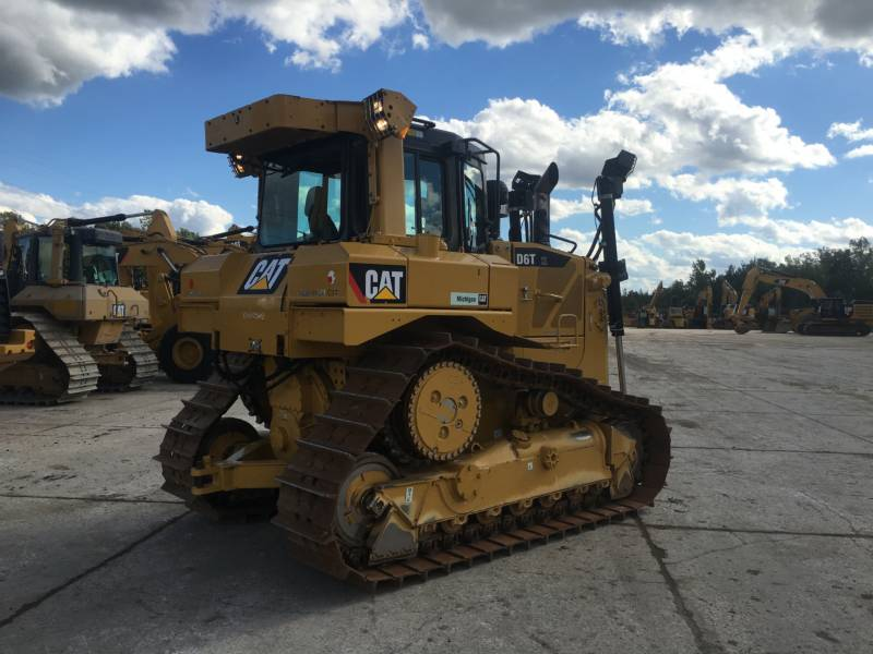 Caterpillar TRACTOARE CU ŞENILE D6TXL equipment  photo 5