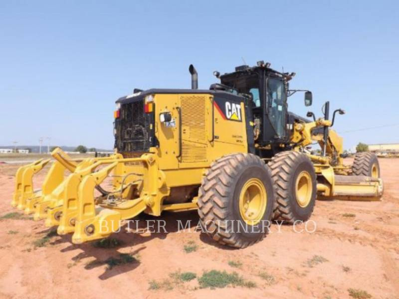 Used Caterpillar Motor Graders 2 014 16m Ripr For Sale
