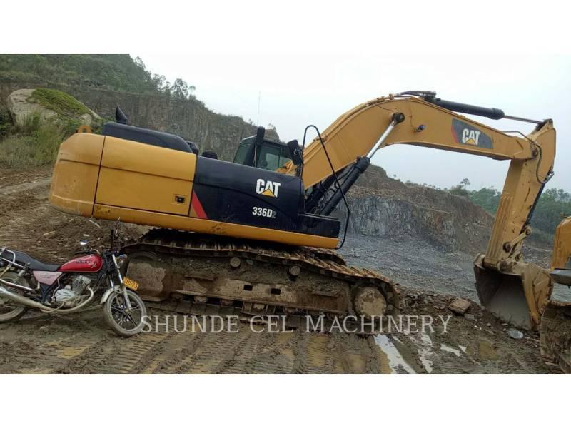 CATERPILLAR TRACK EXCAVATORS 336D2 equipment  photo 1