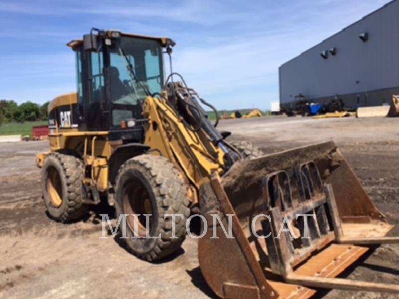 CATERPILLAR WHEEL LOADERS/INTEGRATED TOOLCARRIERS 924G equipment  photo 2