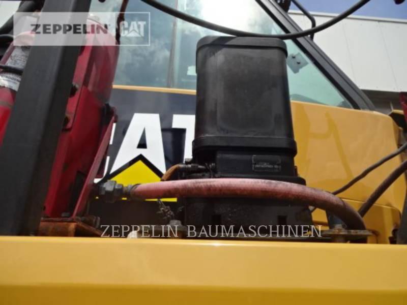 CATERPILLAR DUMPER ARTICOLATI 740B equipment  photo 11
