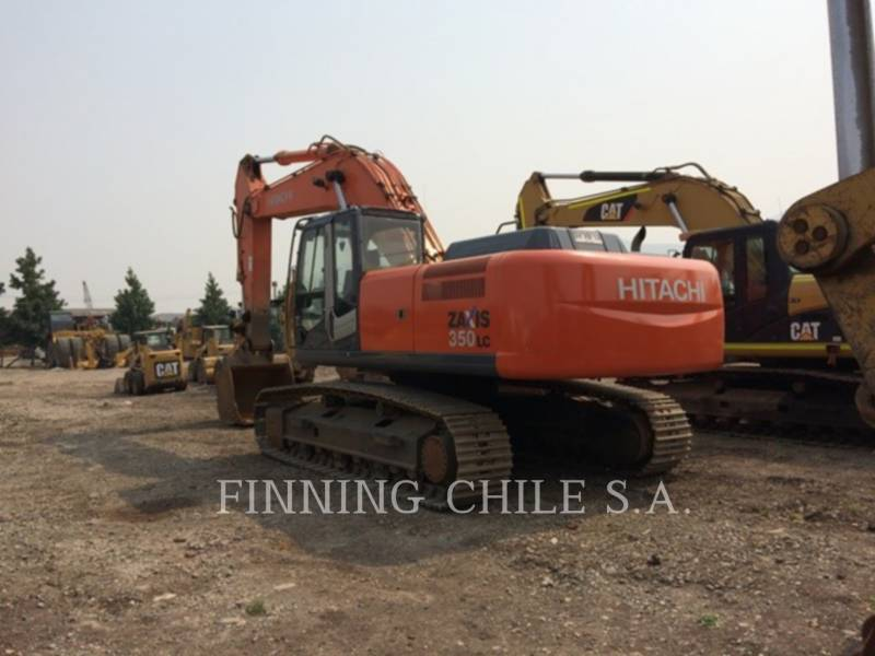HITACHI PELLES SUR CHAINES 350LC 3 equipment  photo 3