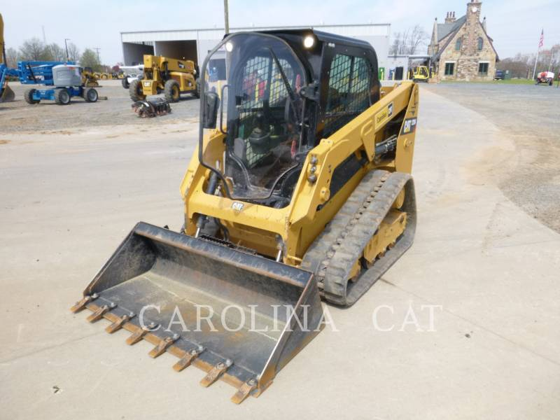 CATERPILLAR TRACK LOADERS 239D CB equipment  photo 1