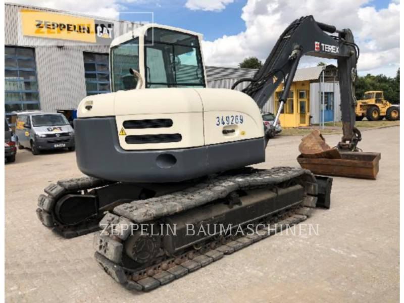 TEREX CORPORATION TRACK EXCAVATORS TC125 equipment  photo 2