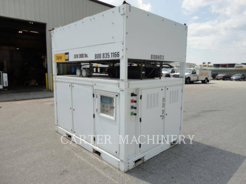 OHIO CAT MANUFACTURING TEMPERATURE CONTROL AC 30TON equipment  photo 2