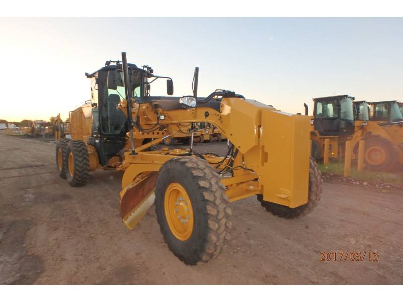 CATERPILLAR MOTOR GRADERS 140M3 equipment  photo 2