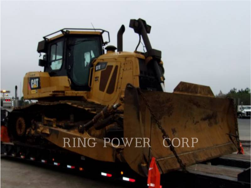 CATERPILLAR KETTENDOZER D7ELGP equipment  photo 2