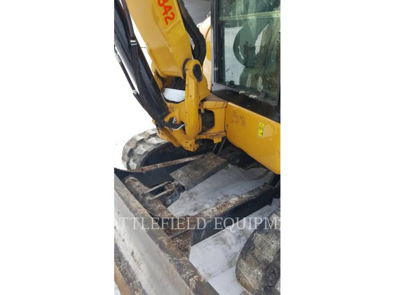 CATERPILLAR トラック油圧ショベル 305E2 CR equipment  photo 10