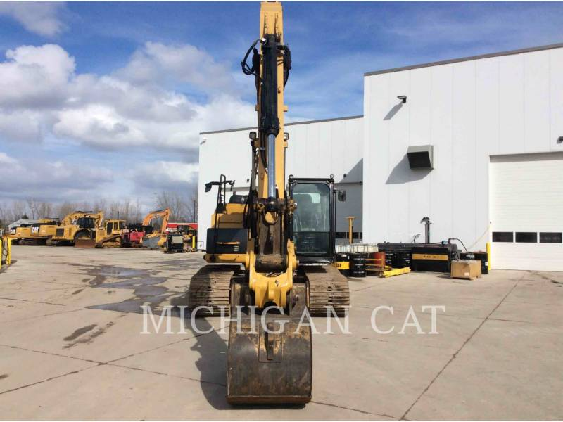 CATERPILLAR EXCAVADORAS DE CADENAS 320EL RRQ equipment  photo 19