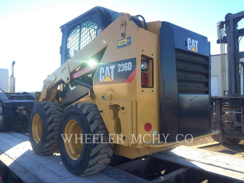 CATERPILLAR PALE COMPATTE SKID STEER 236D C3-H2 equipment  photo 7