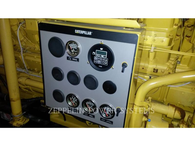 CATERPILLAR FISSO - GAS NATURALE (OBS) G3516A equipment  photo 8