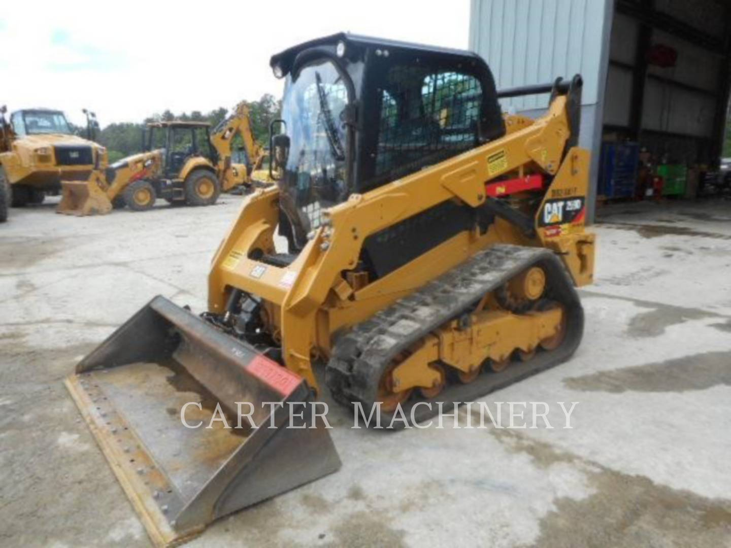 2016 CATERPILLAR 259D ACW