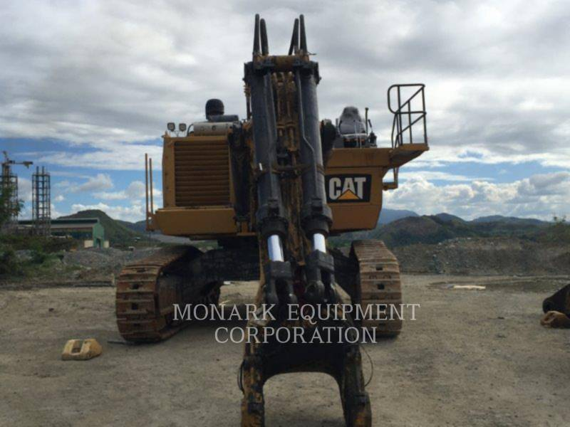 CATERPILLAR KETTEN-HYDRAULIKBAGGER 6015 equipment  photo 13