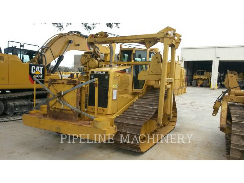 CATERPILLAR CIĄGNIKI GĄSIENICOWE D6NLGP PPLR equipment  photo 1