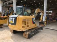CATERPILLAR KETTEN-HYDRAULIKBAGGER 306E equipment  photo 6