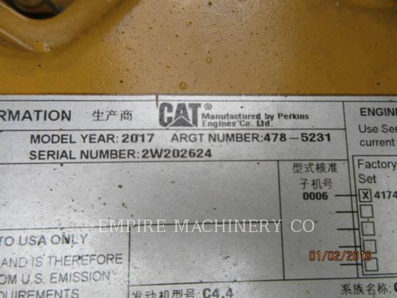 CATERPILLAR PELLES SUR CHAINES 320D2-GC equipment  photo 11
