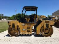 CATERPILLAR TANDEMOWY WALEC WIBRACYJNY DO ASFALTU (STAL-STAL) CB54B equipment  photo 5