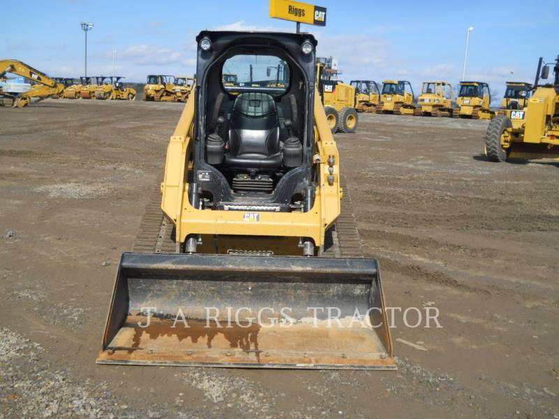 CATERPILLAR KOMPAKTLADER 249D equipment  photo 8