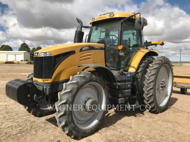 AGCO TRACTEURS AGRICOLES MT575D equipment  photo 1