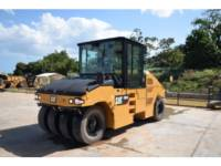 Equipment photo CATERPILLAR CW 34 GUMMIRADWALZEN 1