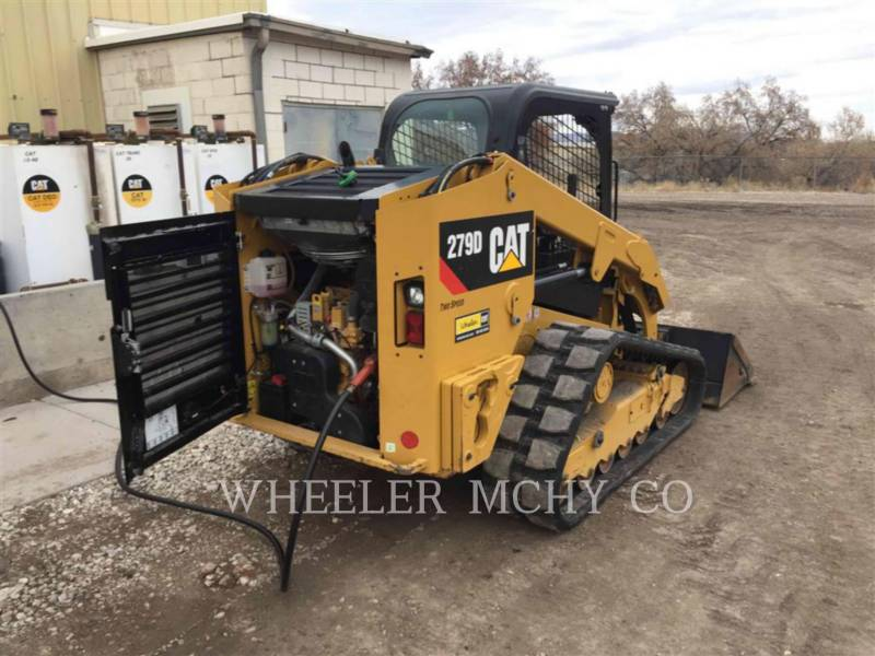 CATERPILLAR DELTALADER 279D C1-H2 equipment  photo 2