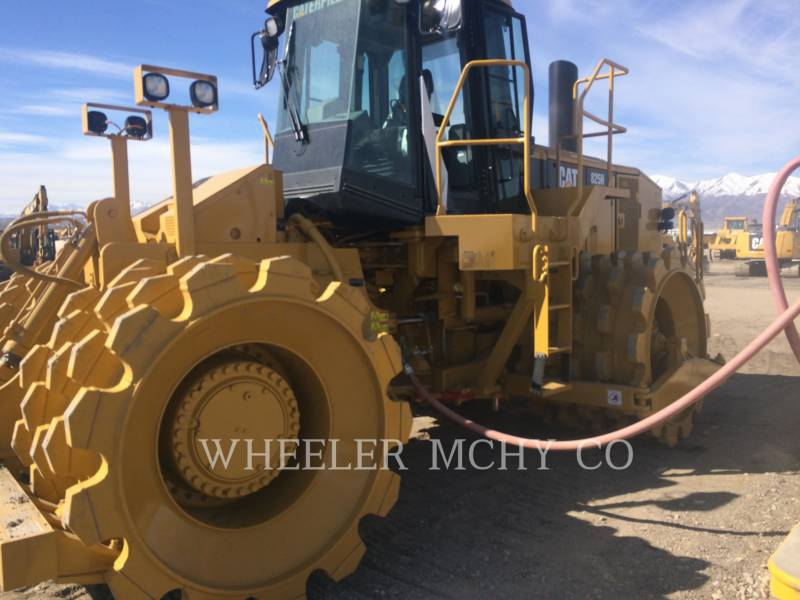 CATERPILLAR RODILLOS COMBINADOS 825H equipment  photo 4