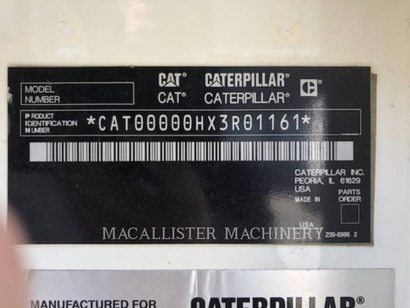 CATERPILLAR PORTABLE GENERATOR SETS XQ300 equipment  photo 9