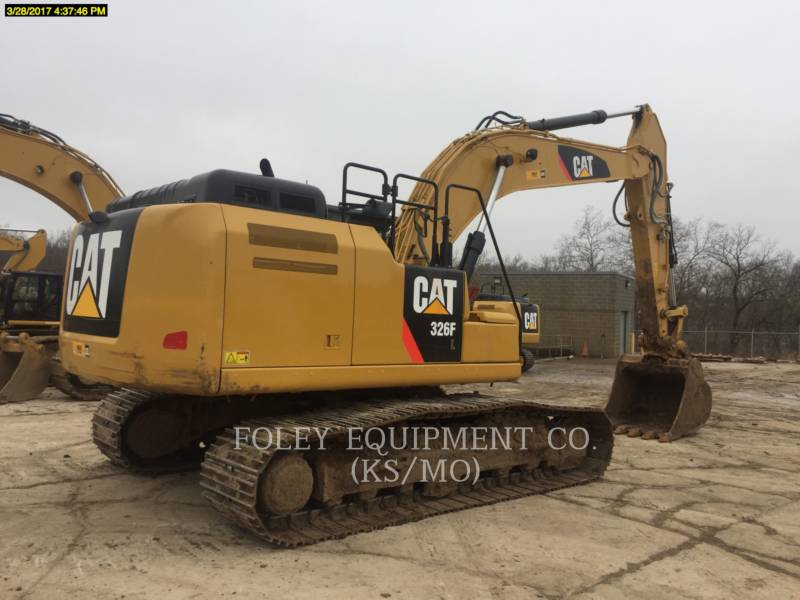 CATERPILLAR EXCAVADORAS DE CADENAS 326FL9 equipment  photo 3