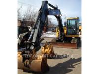 Equipment photo JOHN DEERE 85D KETTEN-HYDRAULIKBAGGER 1
