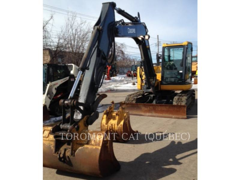 JOHN DEERE EXCAVADORAS DE CADENAS 85D equipment  photo 1