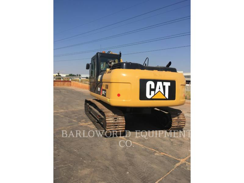 CATERPILLAR PELLE MINIERE EN BUTTE 320D equipment  photo 4