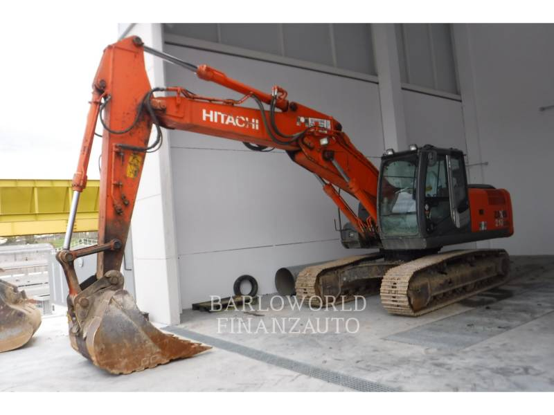HITACHI RUPSGRAAFMACHINES ZX210 equipment  photo 1