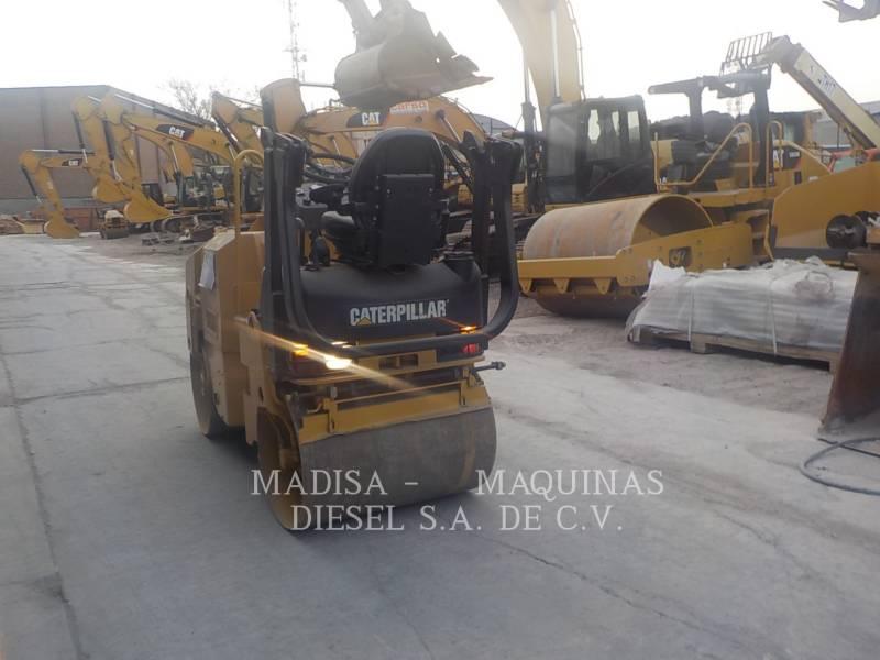 CATERPILLAR コンパクタ CB22 equipment  photo 4